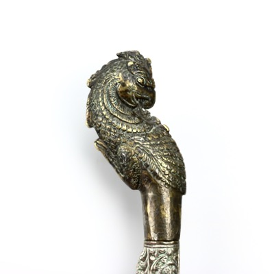 A bird-hilted pihiya