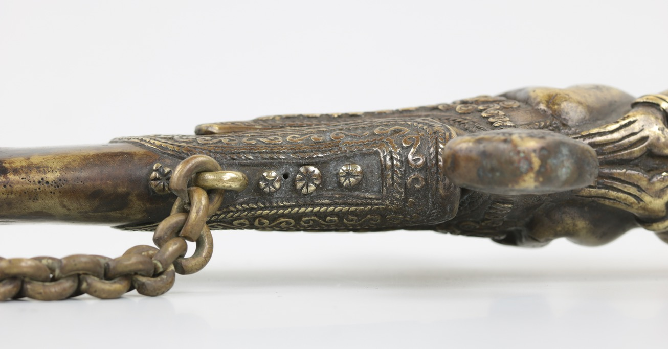 A podang sword of the Toba Batak