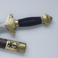A fine Chinese sword