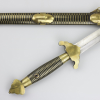 A very good Chinese straightsword, or jian