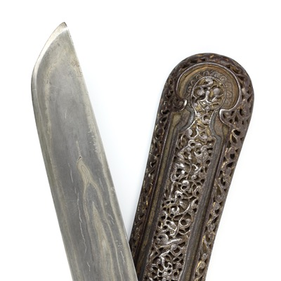 A rare and early Eastern Tibetan sword