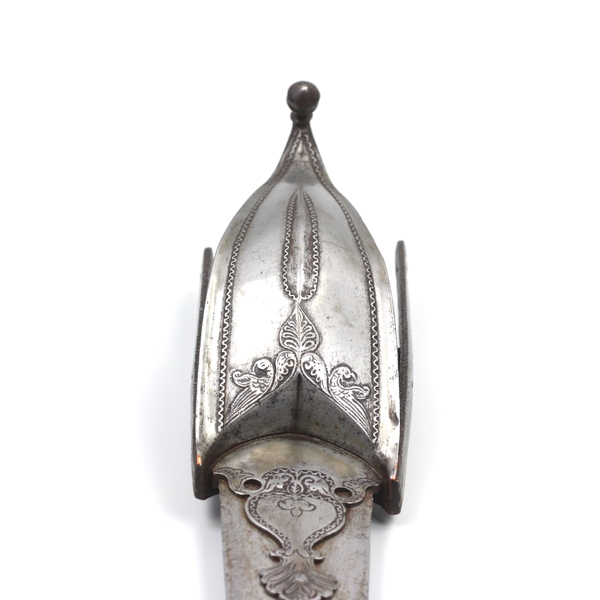 Vijayanagara hooded katar