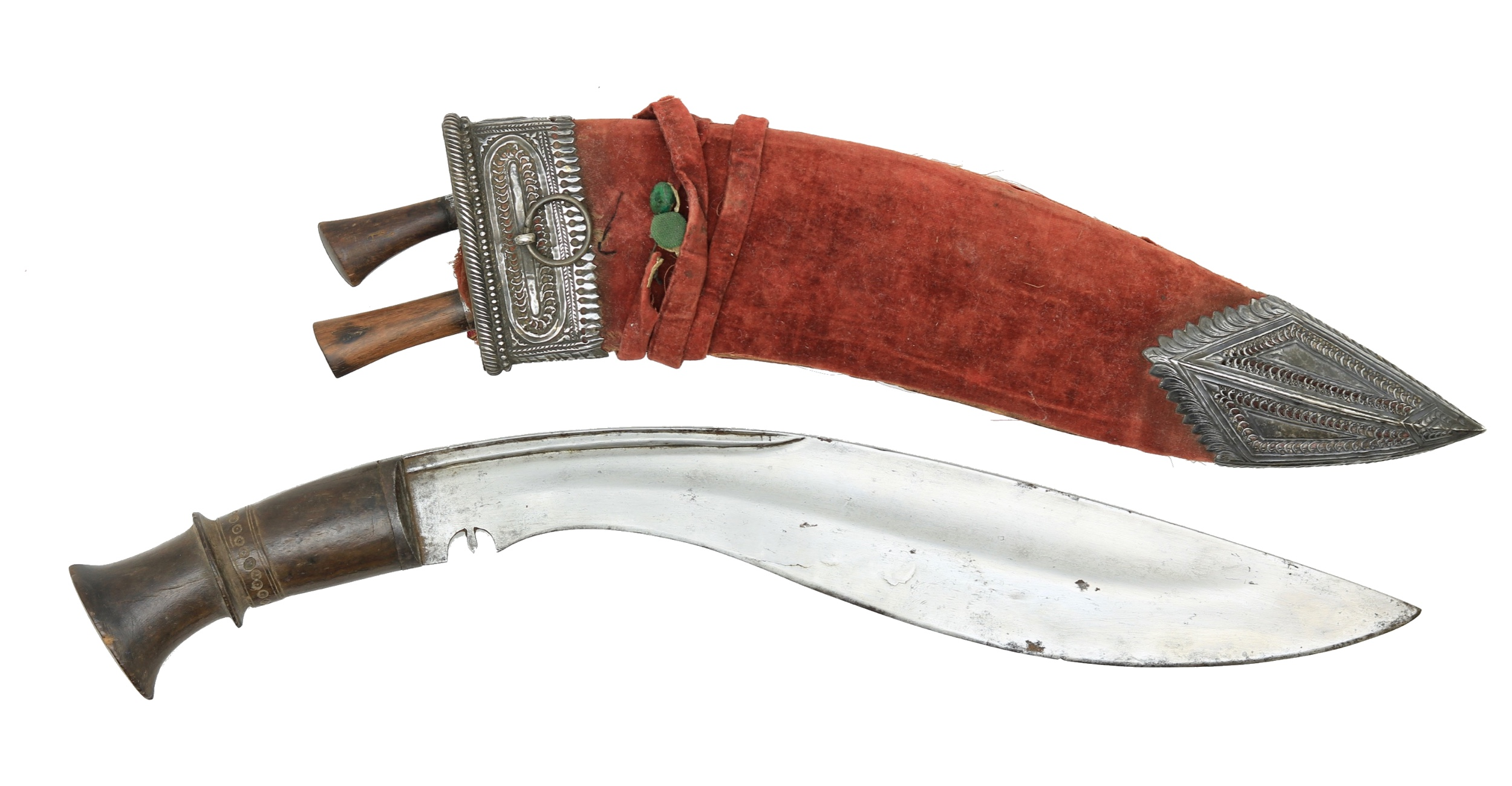 Very large khukuri