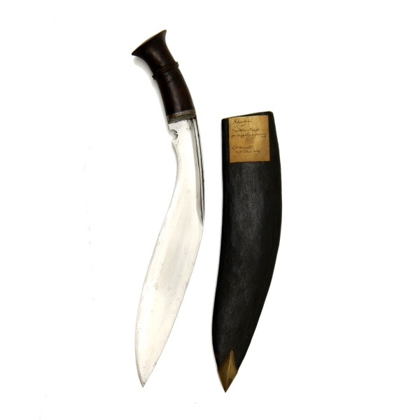 19th century khukuri