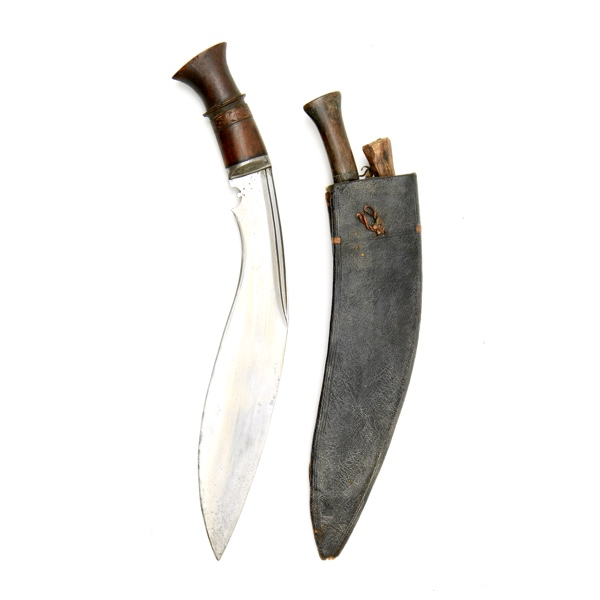 A military khukuri of the 19th century logo