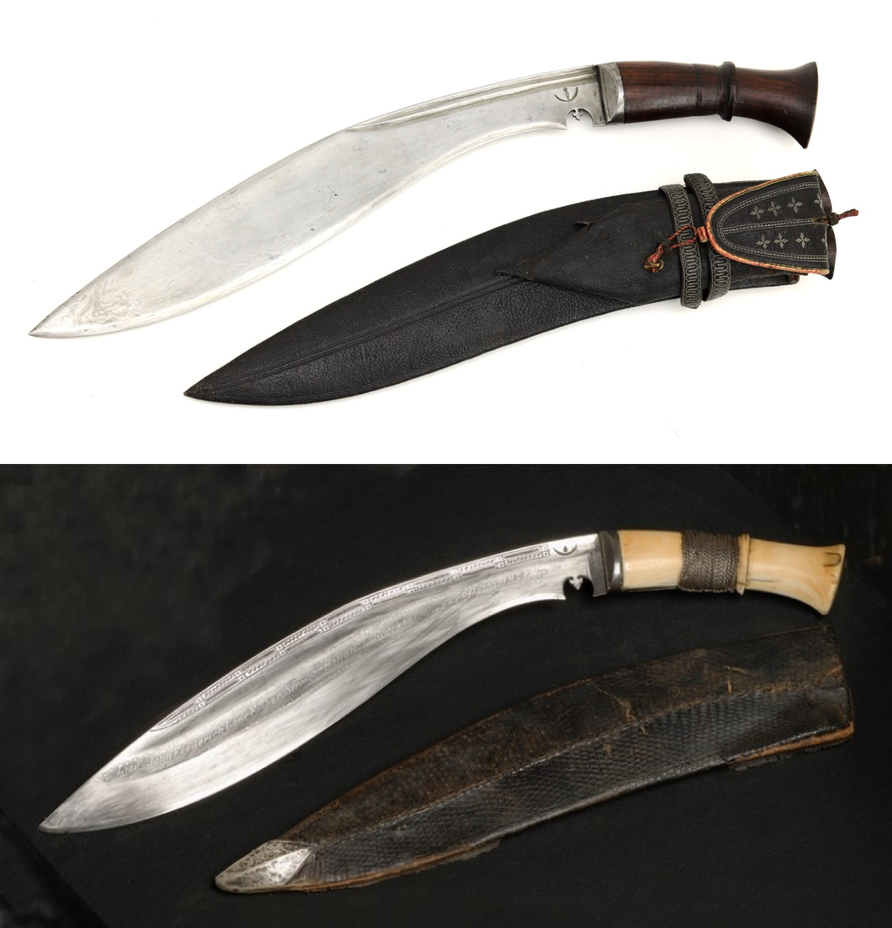 Fisher kukri