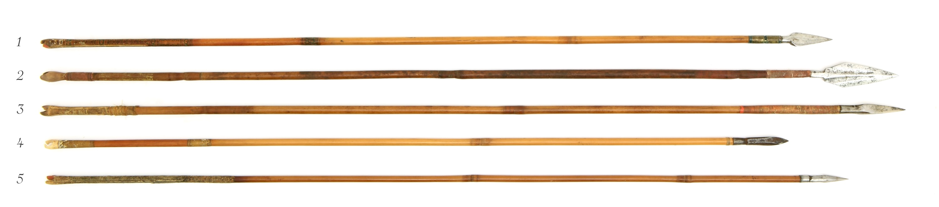 Indian arrows overall