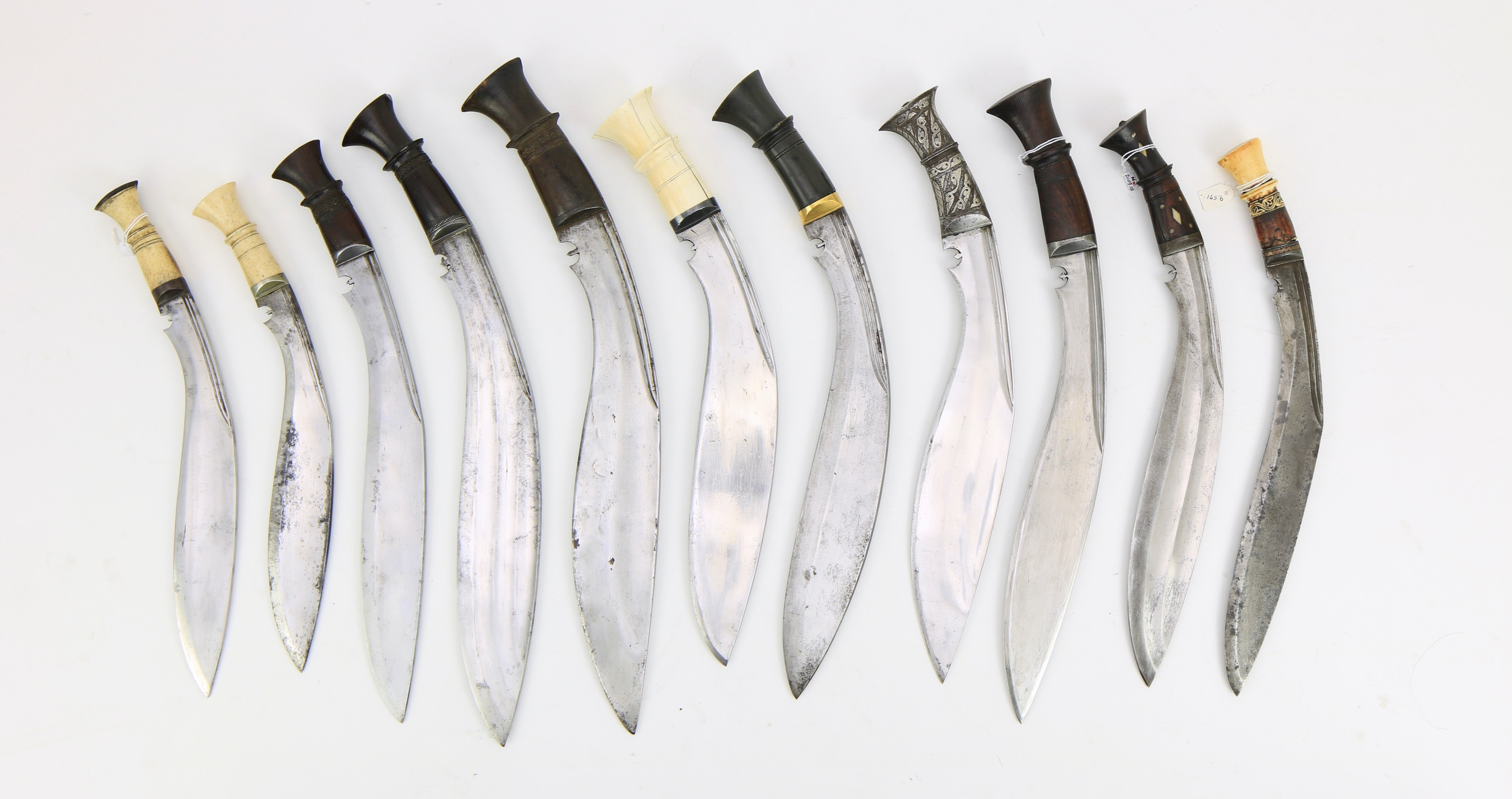 Group of khukuri