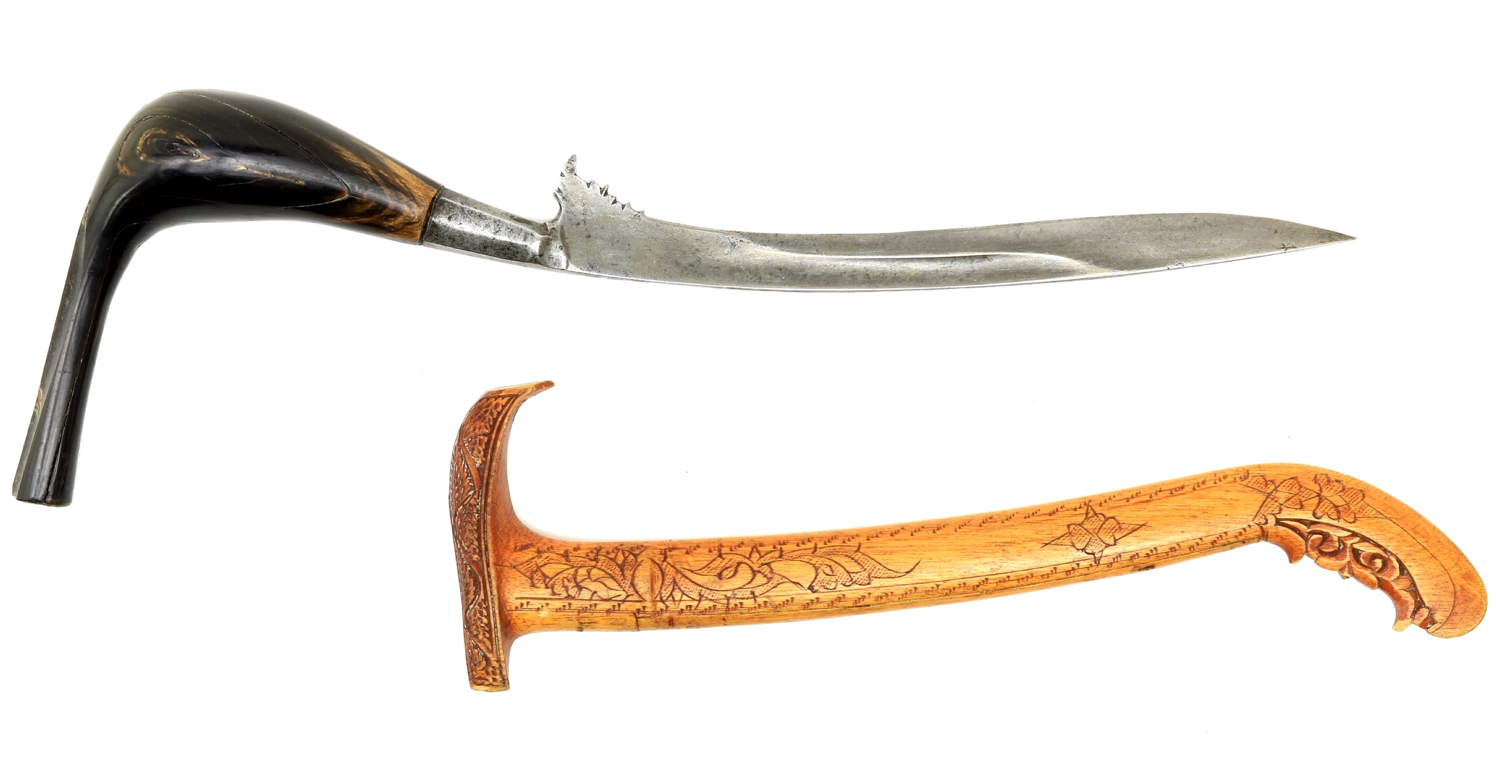 A rencong dagger from Aceh