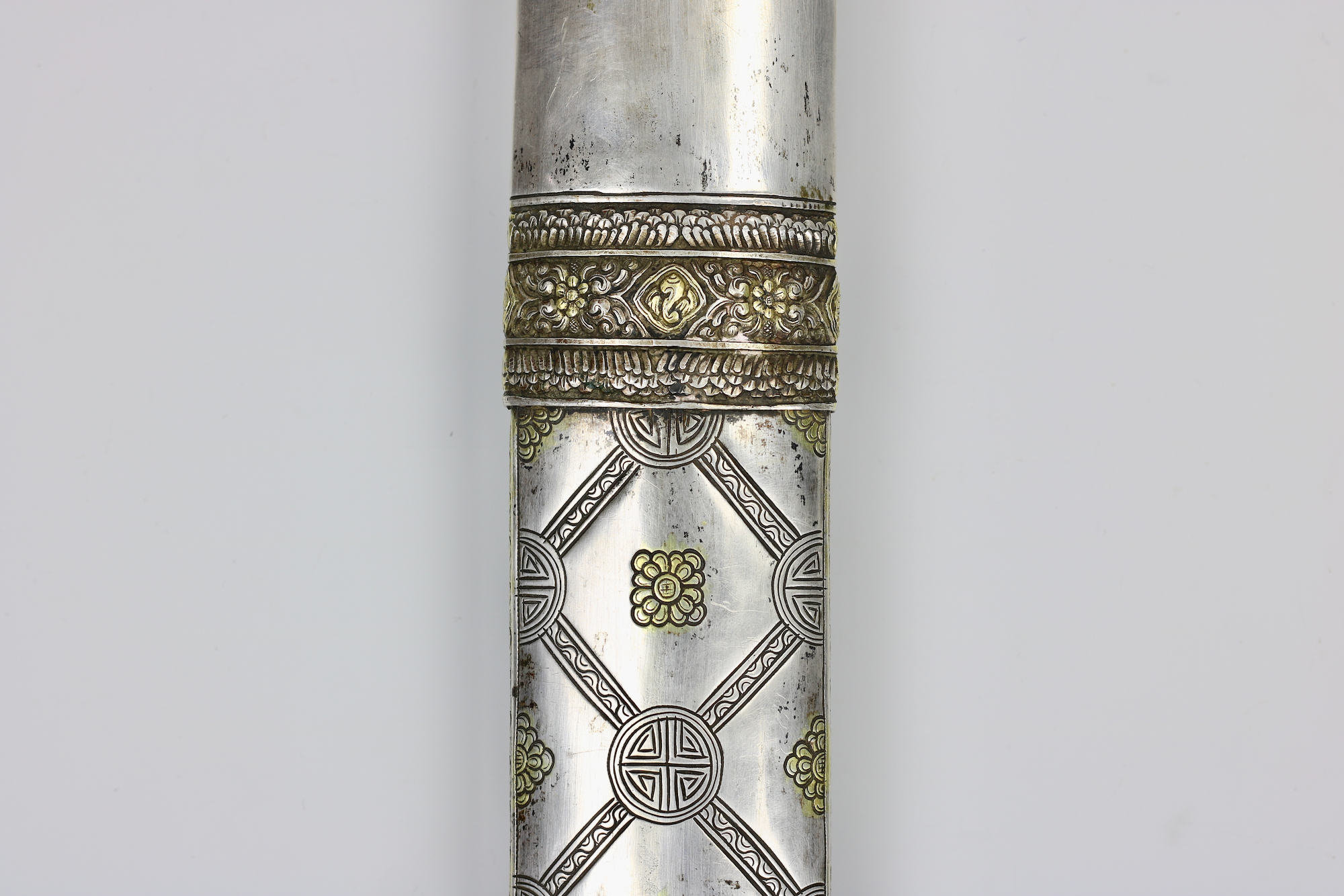 A notable Bhutanese sword