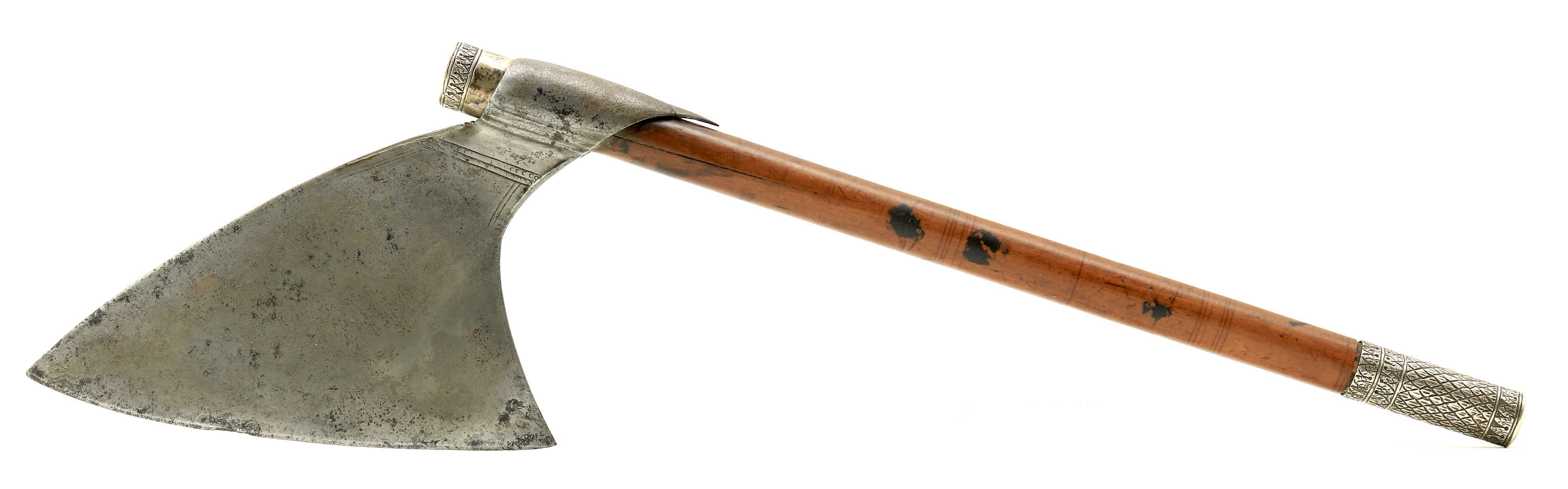 South Indian tungi axe overall